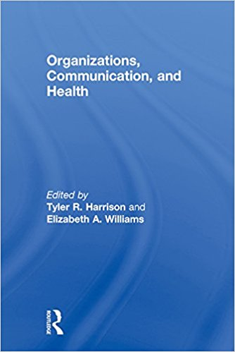Organizations, Communication and Health Book Cover